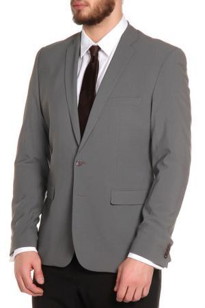 Пиджак J.Lindeberg. Цвет: серый