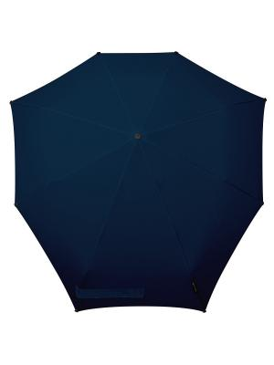 Зонт-автомат senz midnight blue. Цвет: синий