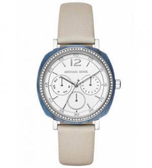 Кварцевые часы с функцией даты Michael Kors