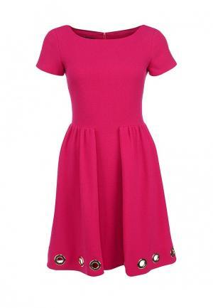 Платье Boutique Moschino. Цвет: фуксия