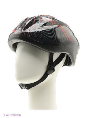 Шлем Re:action. Цвет: черный, красный, белый