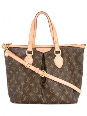 Сумка на плечо Palermo PM Louis Vuitton Vintage. Цвет: коричневый