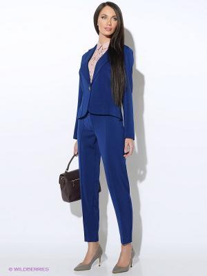 Пиджак Colambetta. Цвет: синий