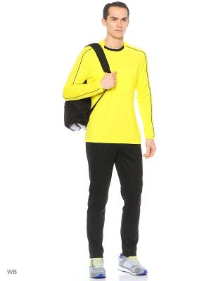 Лонгслив Referee 16 Long Sleeve Yellow Jersey Adidas. Цвет: желтый, черный