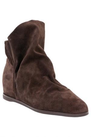 Ботинки ANDREA CARDONE. Цвет: dark brown