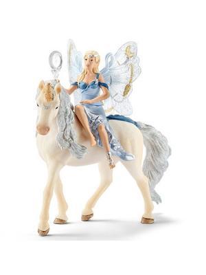 Серия Эльфы - Луная SCHLEICH. Цвет: белый, голубой, серебристый