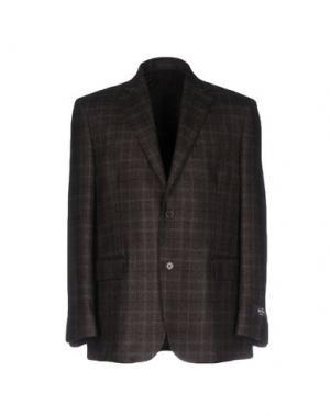 Пиджак NARDELLI. Цвет: темно-коричневый