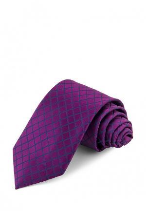 Галстук Greg. Цвет: фиолетовый