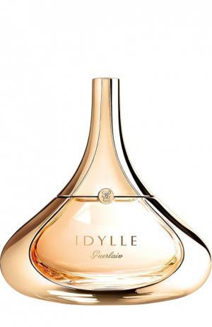 Парфюмерная вода Idylle Guerlain. Цвет: бесцветный