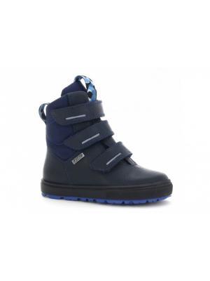 Ботинки Bartek. Цвет: синий