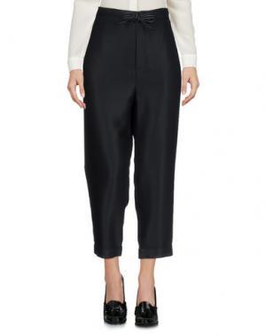 Повседневные брюки SARA LANZI. Цвет: черный