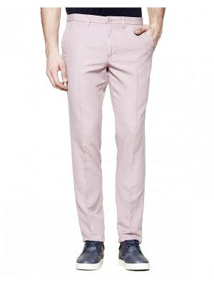 Брюки United Colors of Benetton. Цвет: серый, розовый