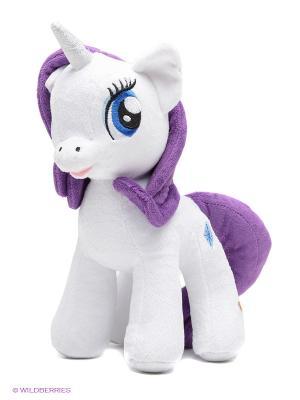 My Little Pony, Рарити. Мягкая игрушка Мульти-пульти. Цвет: белый, фиолетовый