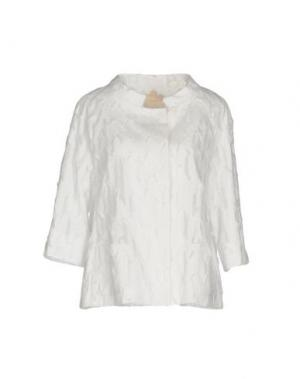 Пиджак MOUCHE. Цвет: белый