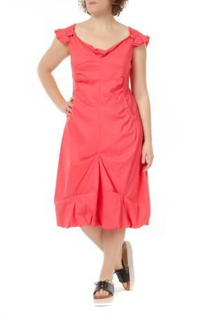 Dress Milanesse. Цвет: orange