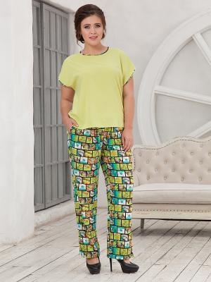Комплект одежды CLEO. Цвет: зеленый, салатовый