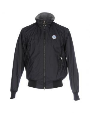 Куртка NORTH SAILS. Цвет: черный