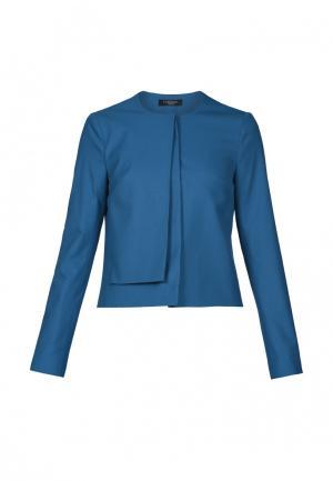 Жакет Vassa&Co. Цвет: голубой