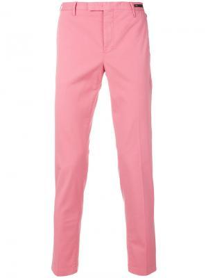 Брюки Lux Pt01. Цвет: розовый и фиолетовый