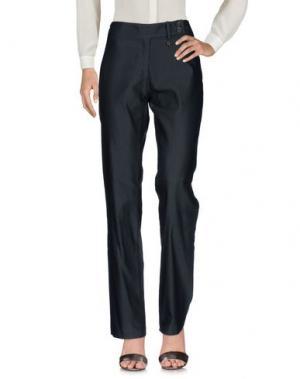 Повседневные брюки EMISPHERE. Цвет: темно-зеленый