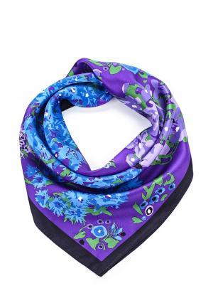 Платок Moltini. Цвет: фиолетовый