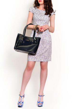 Платье MONT PELLIER. Цвет: малави