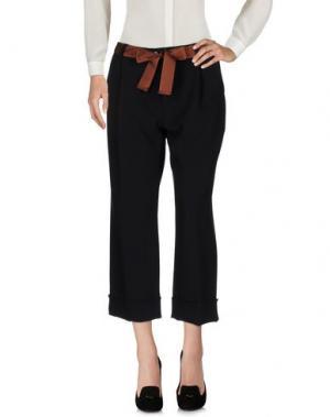 Повседневные брюки DIXIE. Цвет: темно-синий