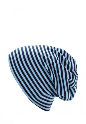 Шапка Modis. Цвет: голубой