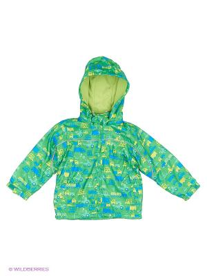 Куртка M&DCollection. Цвет: зеленый