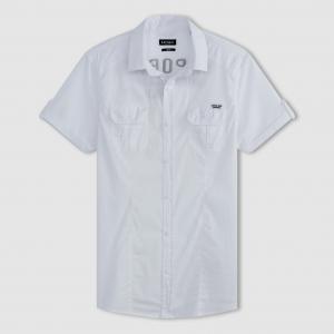 Рубашка с короткими рукавами KAPORAL 5. Цвет: черный