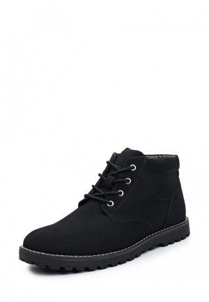 Ботинки Keddo. Цвет: черный