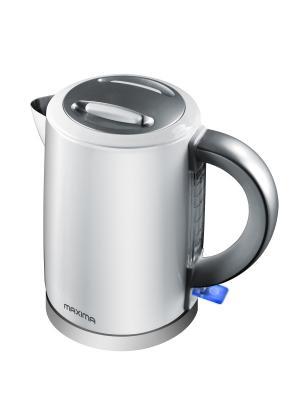 Чайник MAXIMA MK-M361 (белый). Цвет: белый