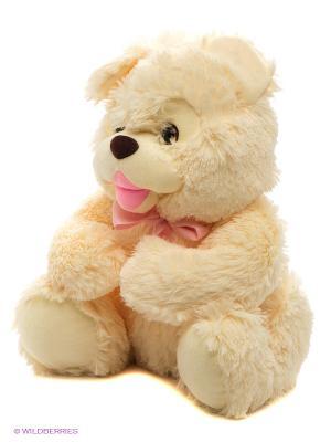Медведь Лёня Fancy. Цвет: желтый