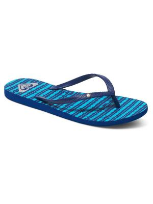 Пантолеты ROXY. Цвет: синий,бирюзовый