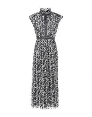 Длинное платье GIAMBA 34759674LB