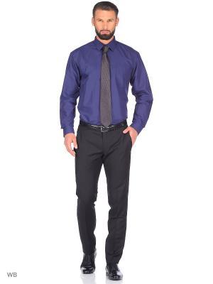 Рубашка мужская CARAT.. Цвет: темно-синий