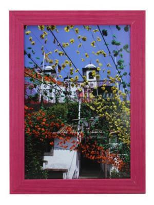 Фоторамка Яркий Праздник. Цвет: малиновый