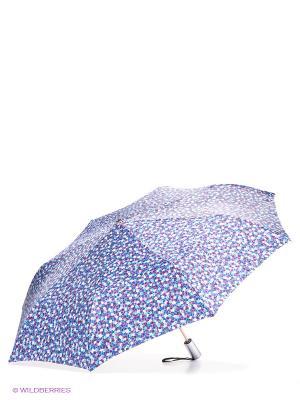 Зонт Stilla s.r.l.. Цвет: бирюзовый, фиолетовый, синий, сливовый
