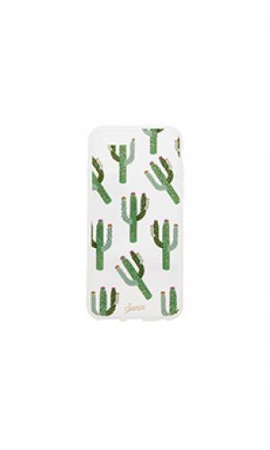 Чехол на iphone 6 cactus Sonix. Цвет: зеленый