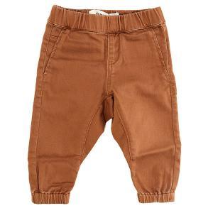Штаны прямые детские  Fonic Pant Baby I Ndpt Bear Quiksilver. Цвет: коричневый
