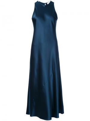 Mikel dress A.L.C.. Цвет: синий