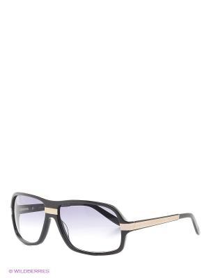 Солнцезащитные очки IS 11-13808P Enni Marco. Цвет: темно-коричневый