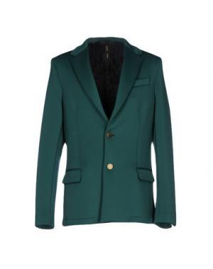 Пиджак GUTTHA. Цвет: изумрудно-зеленый