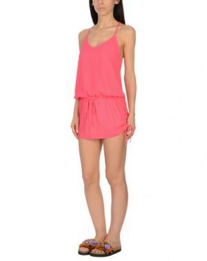 Пляжное платье 2BEKINI. Цвет: фуксия