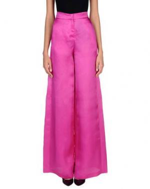 Повседневные брюки LEITMOTIV. Цвет: фуксия