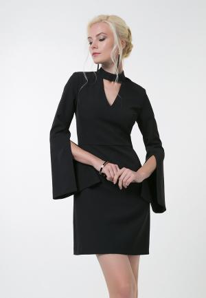 Платье Audrey Right. Цвет: черный