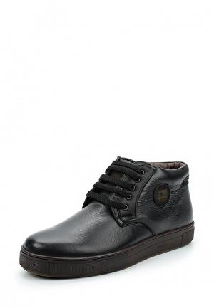 Ботинки iD active. Цвет: черный