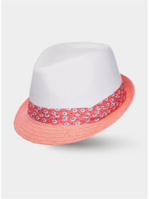 Шляпа Art Canoe. Цвет: розовый