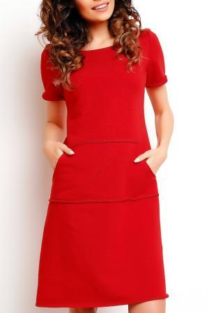 Dress INFINITE YOU. Цвет: red