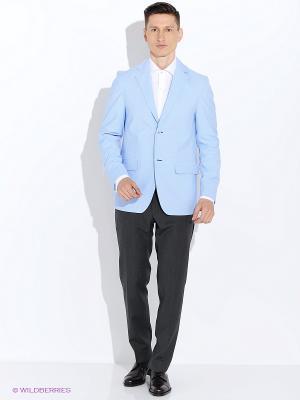 Пиджак Mavango. Цвет: голубой